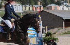 Concours Hippique St. Moritz