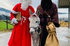 Weihnachtsvorführung